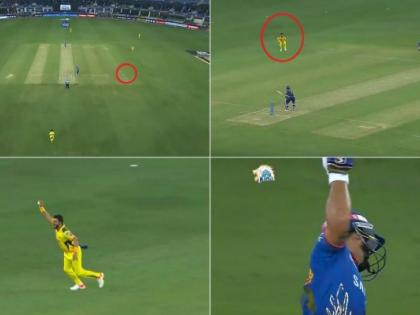 WATCH: MS Dhoni plot Ishan Kishan's dismissal with smart captaincy after time-out | WATCH: MS Dhoni plot Ishan Kishan's dismissal with smart captaincy after time-out