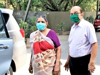 COVID-19 Warriors: Gujarat couple breaks FD to help covid patients after losing their only son to coronavirus   COVID-19 Warriors: Gujarat couple breaks FD to help covid patients after losing their only son to coronavirus