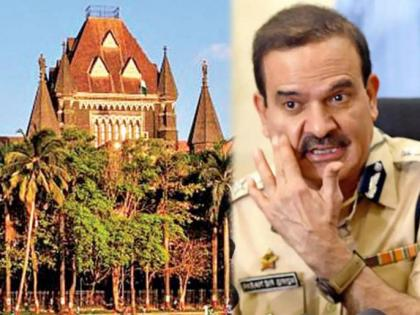 Parambir Singh files petition in Bombay HC against decision of state govt   Parambir Singh files petition in Bombay HC against decision of state govt