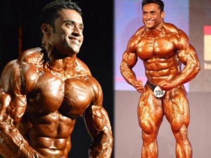 International bodybuilder Jagdish Lad dies due to COVID-19 | International bodybuilder Jagdish Lad dies due to COVID-19