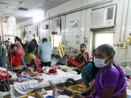 Dengue outbreak: 114 people die, including 88 kids; viral fever wreaks havoc in UP | Dengue outbreak: 114 people die, including 88 kids; viral fever wreaks havoc in UP