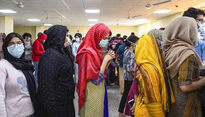 Coronavirus in India Live Updates: Coronavirus tally in the ...
