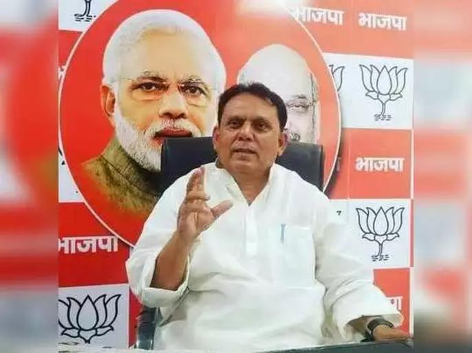 Bihar: BJP's spokesperson for state unit, Azfar Shamsi shot dead by  criminals | english.lokmat.com