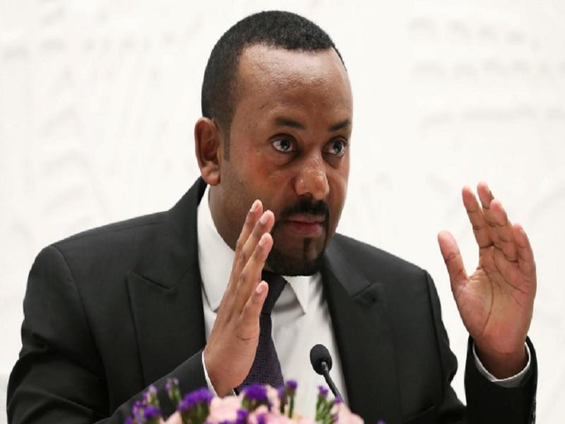 Image result for इथोपिया के प्रधानमंत्री अबिय अहमद अली को मिला 2019 का नोबेल शांति पुरस्कार..