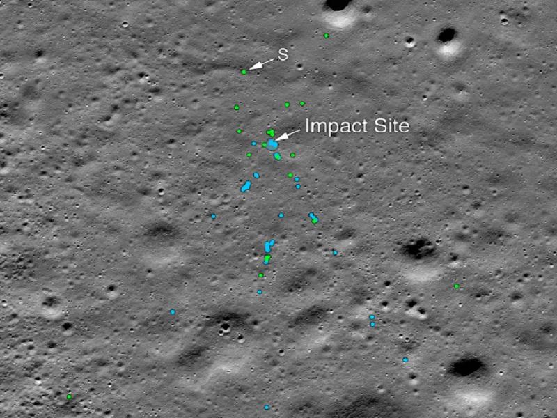 NASA ने सुलझाई लापता विक्रम लैंडर की गुत्थी