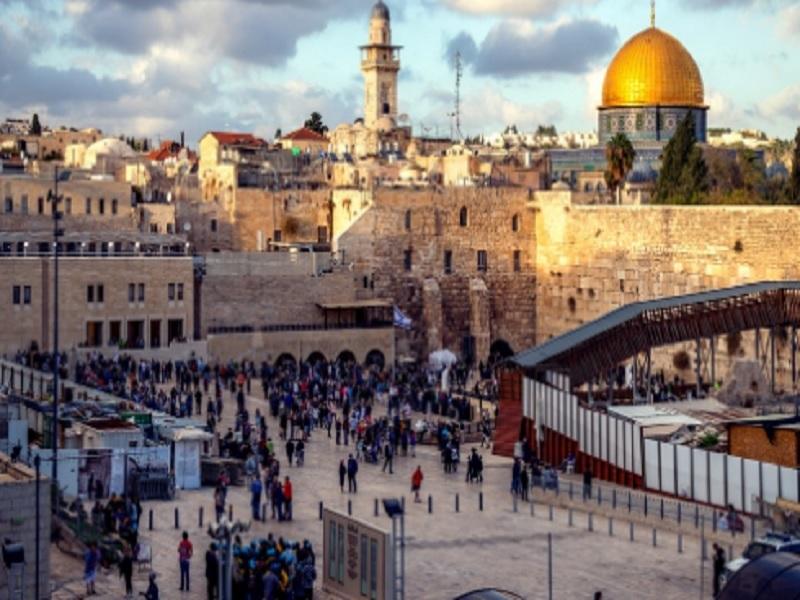 सबसे विवादित शहर जहां हैं तीन धर्मों के पवित्र स्थल, पैगंबर मोहम्मद ने यहीं  से शुरू की थी जन्नत की यात्रा!