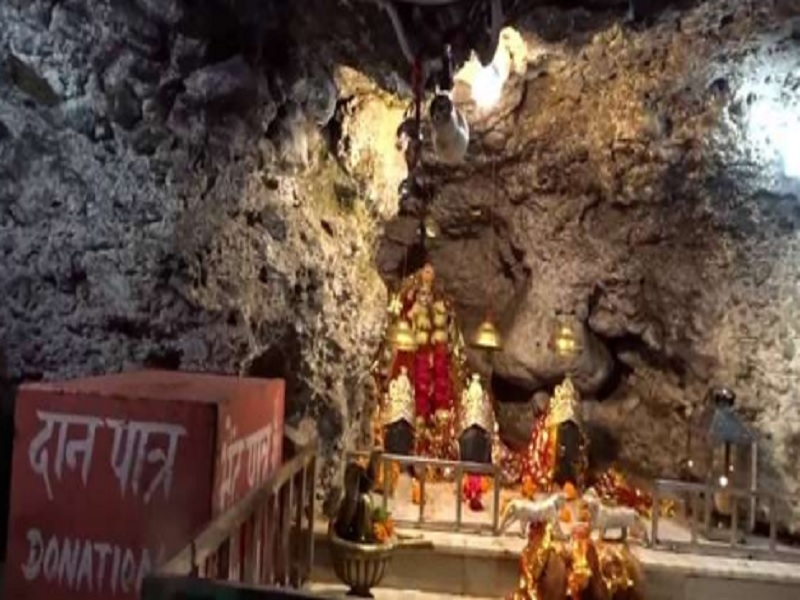 वैष्णो देवी की इस प्राचीन गुफा का दर्शन किया है आपने! मकर संक्रांति पर केवल  दो घंटे के लिए खोला गया, उमड़ पड़ी भीड़