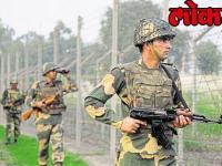 सीमा पर फिर हुई गोलीबारी, पाकिस्तान के कई बंकर तबाह