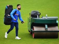 CWC 2019, IND vs NZ: नॉटिंघम में भारत-न्यूजीलैंड मैच में बारिश की 'आंख-मिचौली'
