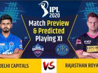 IPL 2020, DC vs RR, Match Preview & Dream11: एक बार फिर नंबर-1 बनने उतरेगी दिल्ली