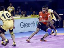 Pro Kabaddi League 2019, Telugu Titans vs U Mumba: मुंबई का जीत के साथ आगाज, टाइटंस को दी 6 प्वाइंट्स से शिकस्त