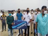 पाकिस्तानी से आए हिंदू शरणार्थियों की मदद करने पहुंचे शिखर धवन, बांटी ये जरूरी चीजें