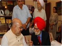 भारत के इस महान खिलाड़ी का निधन, केंद्रीय गृह मंत्री अमित शाह ने जताया शोक