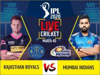 IPL 2020, RR vs MI, Live Cricket Score: मुंबई इंडियंस से होगी राजस्थान रॉयल्स की भिड़ंत