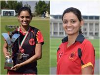 भारतीय मूल की महिला क्रिकेटर ने रचा इतिहास, 4 गेंदों में झटके 4 विकेट