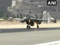 Video: चीन को संदेश, सुखोई-30 एमकेआई, मिग-29 फाइटर प्लेन और अपाचे हेलिकॉप्टर का भारत-चीन बॉर्डर पर ऑपरेशन