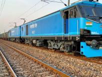 रेल मंत्रालयः एक और कामयाबी,120 KMप्रतिघंटे की रफ्तार से दौड़ने को तैयारमालगाड़ी,एलस्टॉम के 12,000 अश्वशक्ति ई-इंजन कोमंजूरी