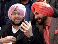 पंजाब CM कैप्टन अमरिंदर सिंह ने नवजोत सिद्धू का इस्तीफा किया मंजूर, राज्यपाल को भेजा