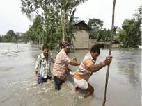 असम में बाढ़ की स्थिति और गंभीर हुई, करीब 13 लाख लोग प्रभावित, अबतक 70 लोगों की मौत