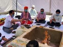 Amarnath Yatra: इतिहास में पहली बार, जम्मू में अमरनाथ यात्रा की पूजा,फिलहाल यात्रा पर असमंजस बरकरार