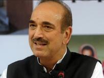 जम्मू हवाईअड्डे पर कांग्रेस के नेता गुलाब नबी आजाद को रोका गया, बैरंग लौटाये गये