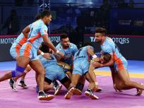 Pro Kabaddi: बंगाल के खिलाफ हारकर अंक तालिका में सबसे नीचे पहुंची थलाइवाज की टीम