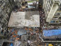 भिवंडी इमारत हादसा: एक ही परिवार के छह सदस्यों की मौत के बाद हल्ली गांव में मातम