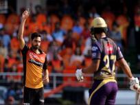 IPL 2019: भुवनेश्वर कुमार ने रचा इतिहास, केकेआर के खिलाफ कोई ना कर सका था ऐसा