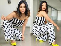 हिना खान ने शेयर किया लेटेस्ट फोटोशूट, पोल्का डॉट ड्रेस में दिए जमकर पोज, देखें तस्वीरें