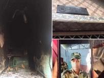 दिल्ली हिंसाः दंगाइयों ने जलाया BSF जवान मोहम्मद अनीस का घर, विभाग ने बढ़ाए मदद के हाथ