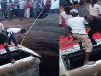 वीडियोः Nasik Bus Accident में 21 लोगों की मौत, Auto और Bus में ऐसे हुई भिड़ंत