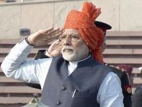 दिल्ली: प्रधानमंत्री नरेंद्र मोदी नेशनल वॉर मेमोरियल पहुंचकर शहीदों को दी श्रद्धांजलि