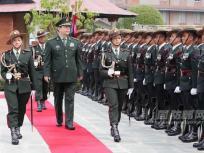 भारत को कूटनीतिक झटका, नेपाल के सेना प्रमुख ने चीन के रक्षा मंत्री से मुलाकात की