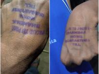 कोरोना वायरस लॉकडाउन: टैंकर ड्राइवरों के हाथों पर जबरन लगा रहे होम क्वारेंटाइन के ठप्पे, पेट्रोल-डीजल की आपूर्ति प्रभावित
