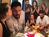 युवराज सिंह ने पत्नी हेजल के साथ ऐसे मनाया बर्थडे, देखें पार्टी की इनसाइड Photos