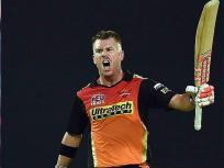 डेविड वॉर्नर ने कहा, 'अगर टी20 वर्ल्ड कप हुआ स्थगित, तो आईपीएल खेलने को लेकर हूं आश्वस्त'