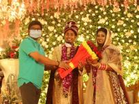 भारतीय तीरंदाज दीपिका कुमारी और अतनु दास ने शादी रचाई, देखें तस्वीरें