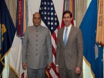 भारत-चीन तनावःअमेरिकी रक्षा मंत्री सेराजनाथ सिंह ने की बात,लद्दाख विवाद का मुद्दा उठा