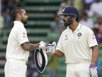 'वह मेरी पत्नी की तरह हैं:' शिखर धवन ने टीम इंडिया के इस साथी खिलाड़ी के बारे में कहा