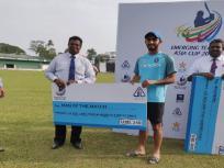 एमर्जिंग टीम एशिया कप: पाकिस्तान को 7 विकेट से रौंदकर भारत फाइनल में