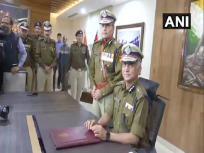 अमूल्य पटनायक के बाद एसएन श्रीवास्तव ने संभाला दिल्ली पुलिस कमिश्नर का पदभार