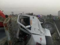 उत्तर प्रदेश: इटावा में सड़क हादसा, सब्जी बेचने जा रहे 6 किसानों की मौत, एक घायल