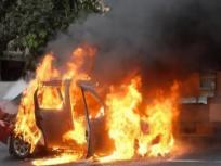 महाराष्ट्र: दर्दनाक हादसा, NCP नेता की गाड़ी में शॉर्ट सर्किट से लगी आग में जलकर मौत