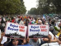 बंगाल में नागरिकता कानून के विरोध में प्रदर्शन, कई स्थानों पर सड़कें अवरुद्ध