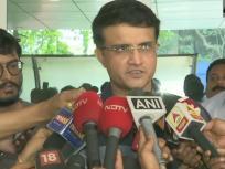 सौरव गांगुली ने BCCI अध्यक्ष पर के लिए परचा भरा, कोई नहीं है टक्कर में
