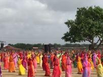 राजपूतानियों ने रचा 'तलवार रास' का विश्व रिकार्ड, ध्रोल में ऐतिहासिक युद्ध की स्मृति में हुआ आयोजन