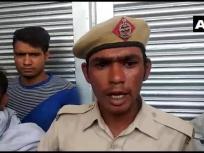 भाजपा नेता की कार ने होमगार्ड के जवान को बोनट पर 200 मीटर तक घसीटा, वीडियो वायरल