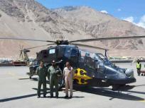 दुनिया का सबसे हल्कालड़ाकू हेलीकॉप्टर लेह में तैनात, चीन और पाकिस्तान पर नजर, रात या दिन,लक्ष्य भेदने में समर्थ