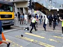 हांगकांग में मुख्य सुरंग के पास प्रदर्शनकारियों और पुलिस के बीच झड़प, जानिए क्या है कारण