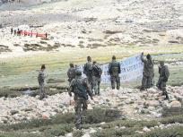 लद्दाख: गलवान घाटी से पीछे हटते दिखी चीनी सेना, दोनों पक्षों के कोर कमांडरों के बीच बातचीत के बाद चीनी सेना ने हटाए तंबू